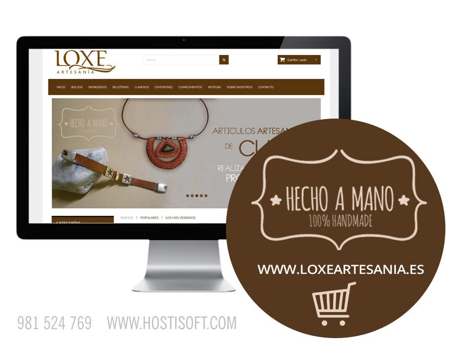 Tienda online marroquinería