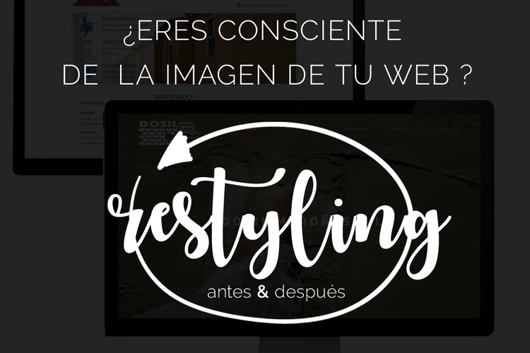 Restyling diseño web