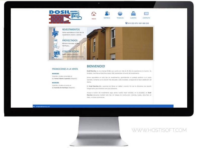 Rediseñar página web