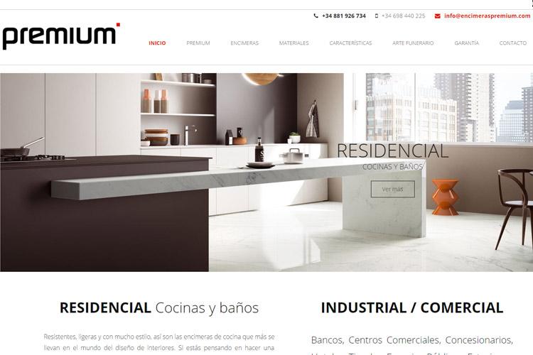 Encimeras de cocina premium dise o de encimeras de cocina - Encimeras de cocina materiales ...