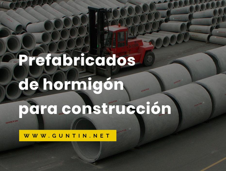 Prefabricados de Hormigón Guntín